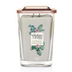 Yankee Candle Exotic Bergamot - Exotic Bergamot Soy Scented Candle Elevation Large Glass 2 Wicks 552 g