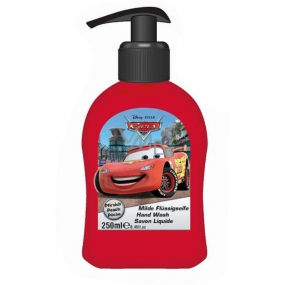 Disney Cars McQueen 250 ml liquid soap for children