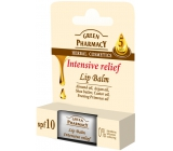Green Pharmacy Intensive Relief 5 Oils Intensive relief nourishing lip balm with five oils 3.6 g