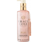 Grace Cole Ginger Lily & Mandarin - Exotic lilies and tangerine cleansing liquid hand soap 300 ml
