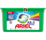 Ariel All-in-1 Pods Touch of Lenor Fresh Color gel capsules for washing clothes 33 pieces 785.4 g