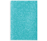 Ditipo Notebook Glitter Collection A4 lined light blue 21 x 29 cm 3424
