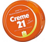 Creme 21 Moisturizing Cream moisturizing cream with vitamin E 250 ml