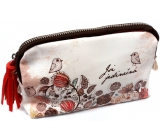 BJ cosmetic bag NKT 006 Bird