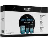 STR8 Live True ASL50ml + deo150ml + SG250ml 3489