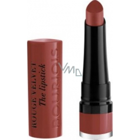 Bourjois Rouge Velvet The Lipstick Lipstick 24 Parisienne 2.4 g