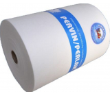 Pervin / Perlan non-woven fabric of 100% viscose, universal cloth for cleaning and care 45 g 30 x 30 cm 400 fragments 1 roll