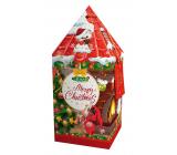 Liran Christmas pack of black tea Tower red 20 x 2 g