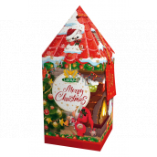 Liran Christmas pack of black tea Tower red 20 x 2 g