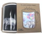 Albi Changing mug Elephant 310 ml