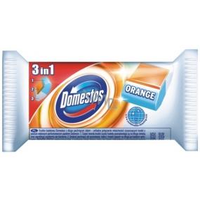 Domestos 3in1 Orange WC replacement block 40 g
