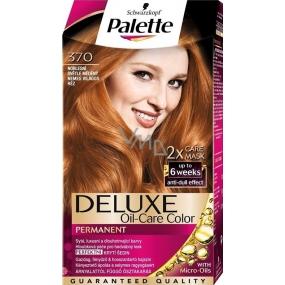 Schwarzkopf Palette Deluxe hair color 370 Classy light copper 115 ml
