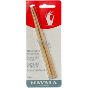 Mavala Manicure Sticks stick for pushing the cuticle 5 pieces