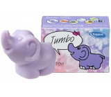Cabbage Elephant toilet soap in a 90g box