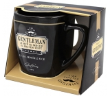 Do not buy the League of Real Gentlemen's mug in a box, GENTLEMAN is a man with a heart in the right place. You're one of nothing