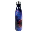 Pink thermo bottle