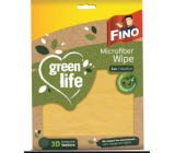 Fino Green Life Microfiber cloth, recycled PES 36 × 36 cm, 1 piece