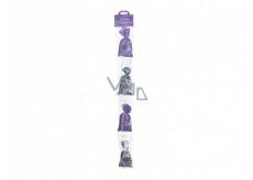 Esprit Provence Lavender scented bag 4 pieces, gift set of purple flowers
