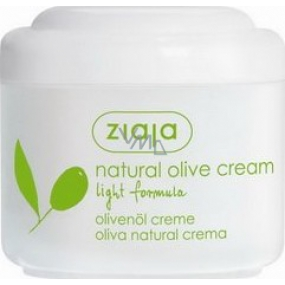 Ziaja Oliva krém light formula 200 ml