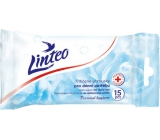 Linteo Antibacterial wet wipes for daily use 15 pieces