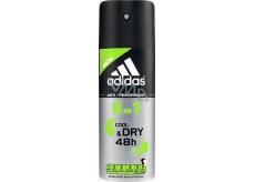 Adidas Cool & Dry 48h 6in1 antiperspirant deodorant spray for men 150 ml