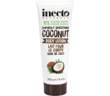 Inecto Naturals Coconut body lotion with pure coconut oil 250 ml