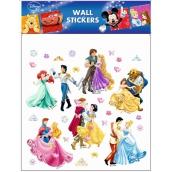 Room Decor Wall Stickers Disney Princesses Dancing 30 x 30 cm