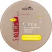 Joanna Styling Effect Guma pro kreativní stylizaci vlasů extra tvarovací 100 g