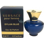 Versace Dylan Blue pour Femme perfume water for women 5ml