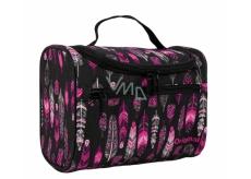 Albi Original Travel Case - Feather 25 cm × 16 cm × 13 cm