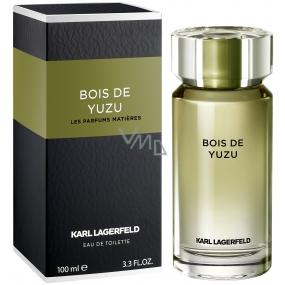 Karl Lagerfeld Bois de Yuzu Men Eau de Toilette 100 ml
