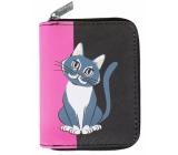 Albi Original Small Wallet Cat 11 x 8.5 x 2.7 cm