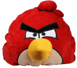Angry Birds Relaxation pillow red 38 × 33 × 31 cm