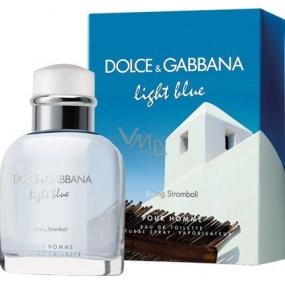 Dolce & Gabbana Light Blue Living Stromboli eau de toilette for men 40 ml