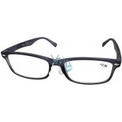 Berkeley Optical reading glasses +1.0 black mat 1 piece MC2 ER4040