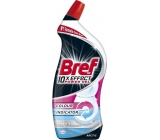 Bref 10x Effect Power gel Max White Arctic liquid toilet cleaner against limescale 700 ml