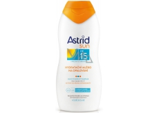 Astrid Sun OF15 Moisturizing Sun Lotion 200 ml