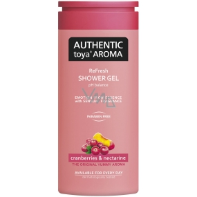 Authentic Toya Aroma SGl 400ml Cranberries + Nectarine 1224