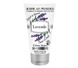 Jeanne en Provence Lavande Lavender moisturizing hand cream 75 ml