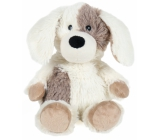 Albi Warm mini plush with the scent of Lavender Dog height approx. 23 cm