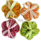 NeoCos Soap Rose body confetti 5 pieces x 3 g, gift box