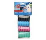 Trixie Dog excrement bags 4 rolls x 20 colored bags