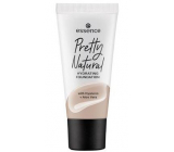 Essence Pretty Natural moisturizing make-up base 110 Cool Beige 30 ml