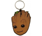 Epee Merch Marvel Guardians of the Galaxy Guardians of the Galaxy - Baby Groot Rubber Keychain 6 x 4.5 cm