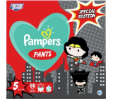 Pampers Pants Special Edition size 5, 12 - 17 kg diaper panties 66 pieces box