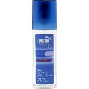 flowing puma
