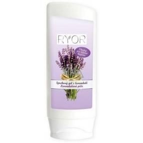 Ryor Lavender shower gel also suitable for intimate hygiene 200 ml