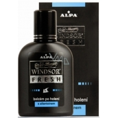 Alpa Windsor Fresh balzám po holení 100 ml