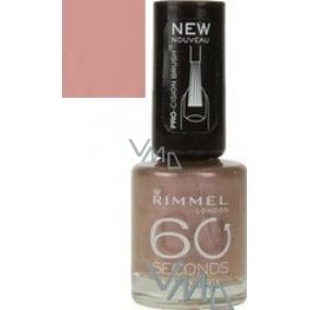 Rimmel London 60 Seconds nail polish 510 Euphoria 8 ml