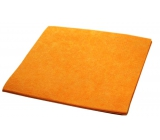 Clanax Petr Washing cloth nonwoven orange 60 x 70 cm, 180 g, 1 piece